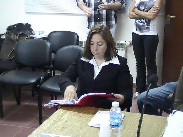 La fiscal Castagno aguarda la respuesta del instituto educativo.