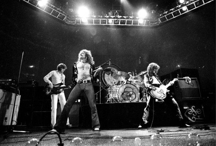 Led Zeppelin va a juicio por supuesto plagio