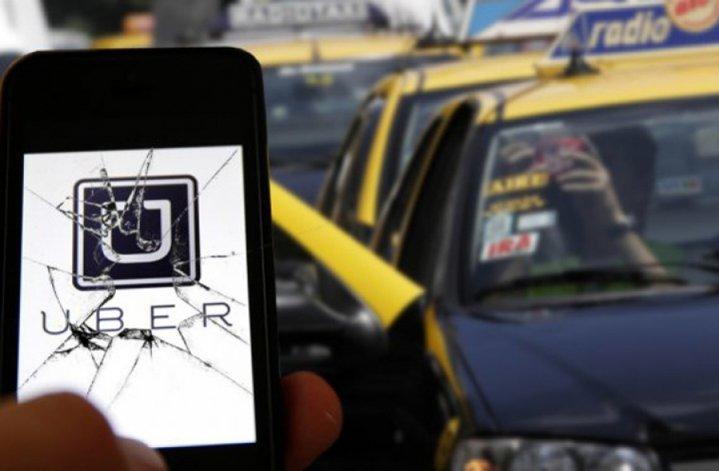 La Justicia suspendió la actividad de Uber