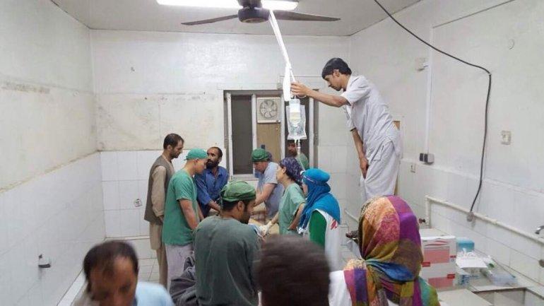 Médicos Sin Fronteras recorrerá las calles de Comodoro