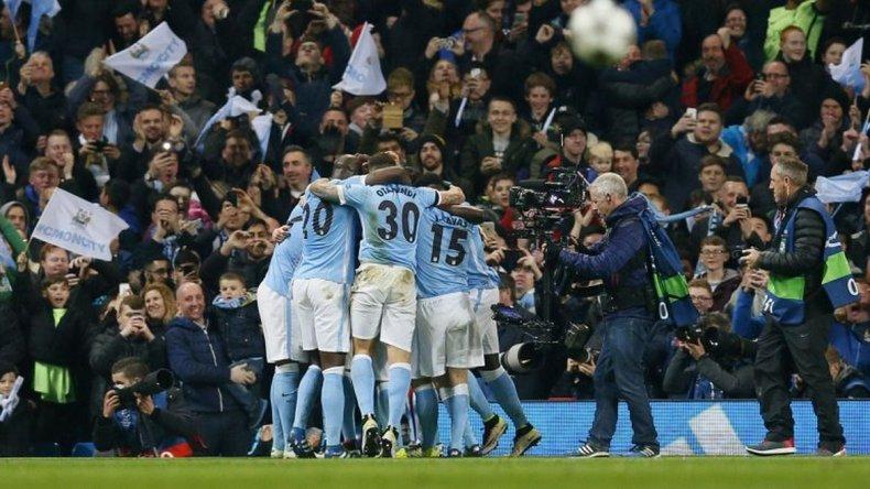 El City llegó a las semifinales por primera vez en su historia