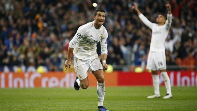 El Real Madrid pasó gracias a la categoría de Cristiano Ronaldo