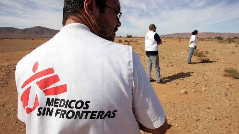 Médicos Sin Fronteras recorrerá esta ciudad para una campaña de adhesión