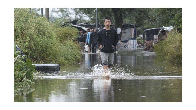 Santa Fe bajo el agua: hay poblaciones aisladas y 39 escuelas sin clases