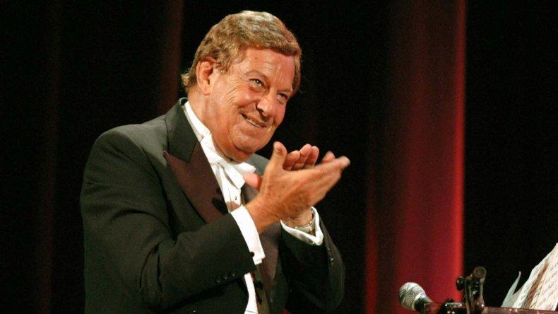Murió el reconocido compositor Mariano Mores a los 98 años