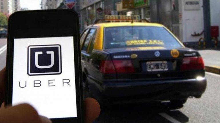 Uber comenzó a desarrollar sus operaciones el martes.
