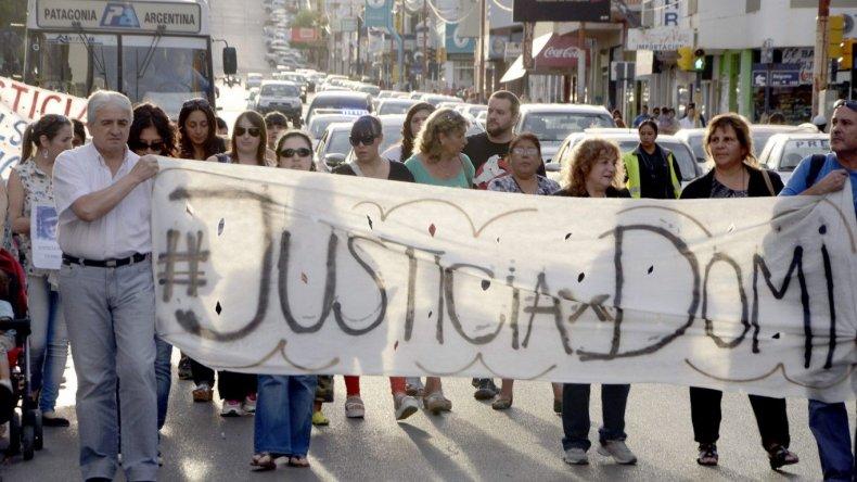 El sábado 23 marcharán para exigir que Nadia Kesen y Sergio Solís sean condenados