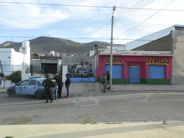 El condenado fue detenido ayer en la calle Entre Ríos para cumplir la pena de prisión efectiva por el delito de trata de persona.