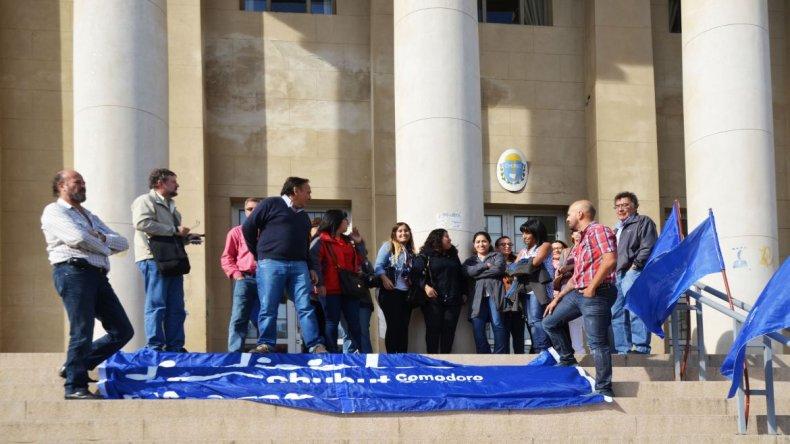 Judiciales acordaron el pago de los intereses adeudados de 2014
