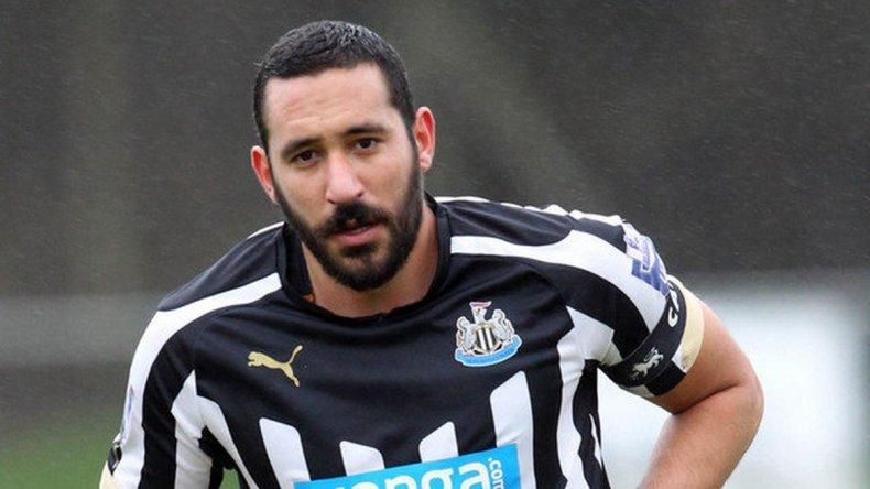 Jonas Gutiérrez le ganó el juicio a Newcastle