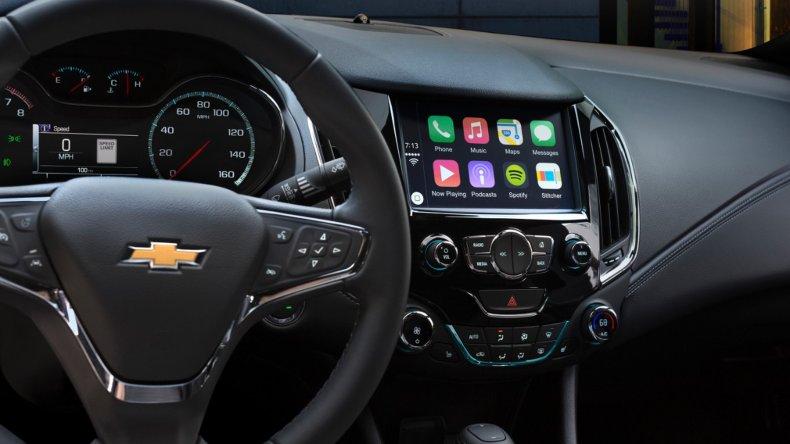 El Chevrolet Cruze II argentino se presenta en mayo
