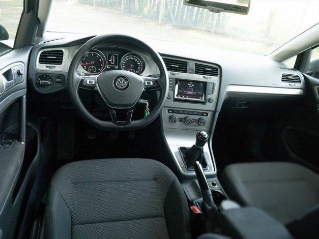 Prueba Volkswagen Golf Variant