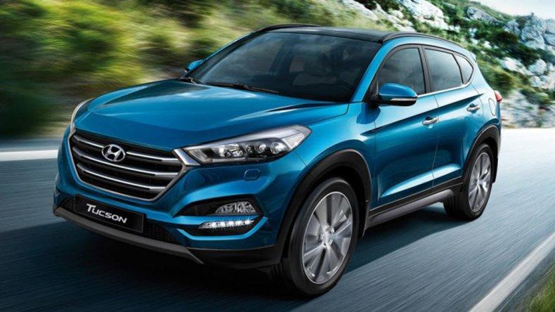 Tucson 2016:  la tercera generación de la SUV de Hyundai