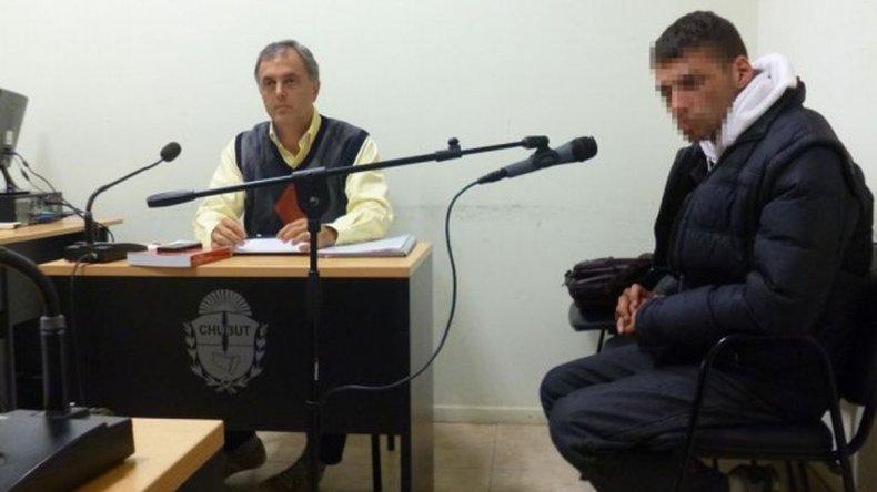 Quince días de preventiva para el uruguayo Pérez Díaz