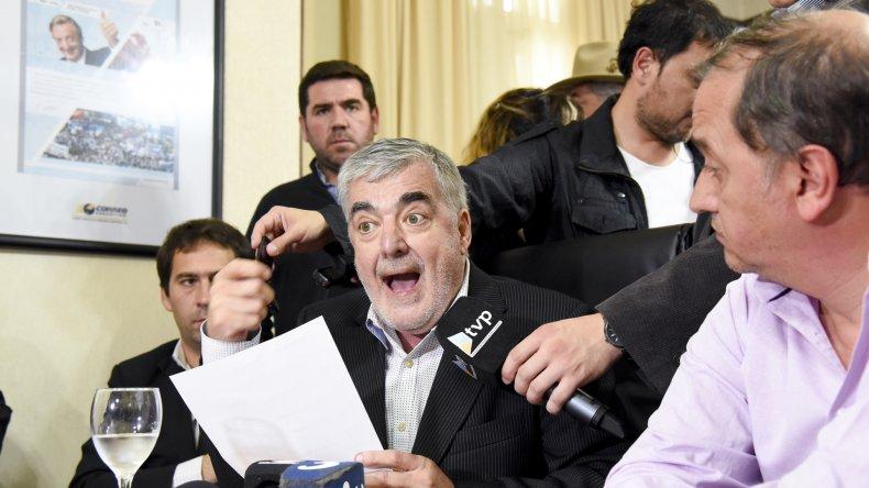 Das Neves anticipó una reunión conjunta con el gabinete municipal para analizar prioridades