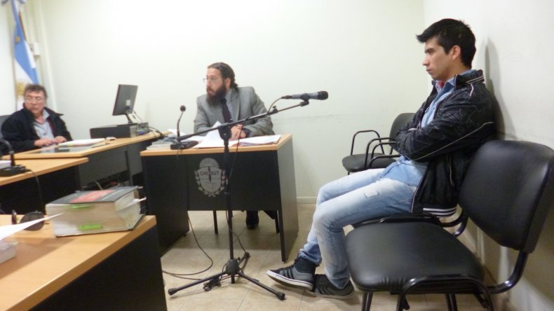 Ávila Maya cumplirá condena en Trelew por la emergencia carcelaria de Comodoro