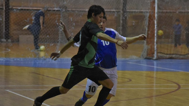 El futsal Principal juega 35 partidos entre hoy y mañana.