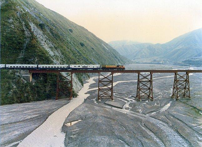 ¿Cómo es el nuevo recorrido del  Tren a  las Nubes?