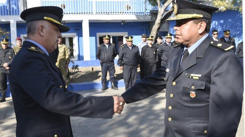 El jefe de la Unidad Regional Norte