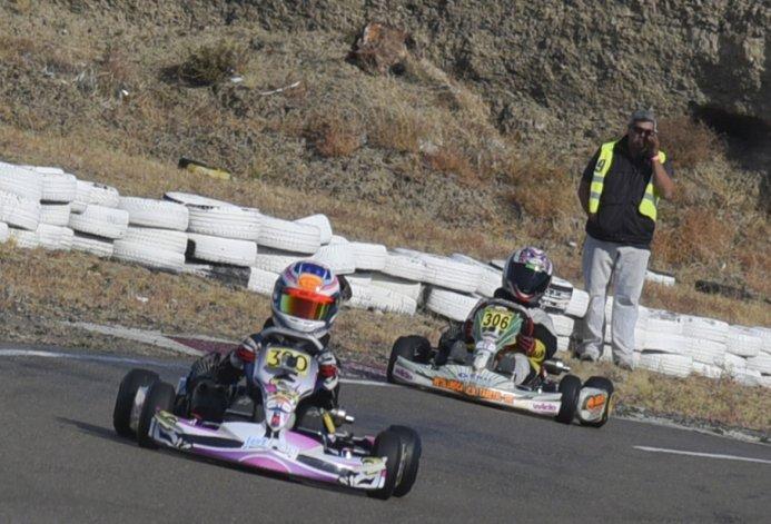 Ignacio Montenegro y Juan Ignacio Federenco fueron los protagonistas en el cierre de la Promocional.