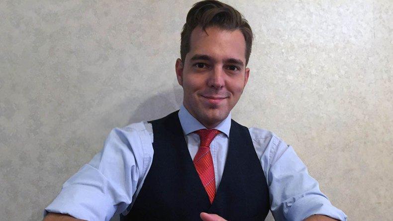 Leonardo Davies Antal es nuevo director ejecutivo de Indalo Media Patagonia
