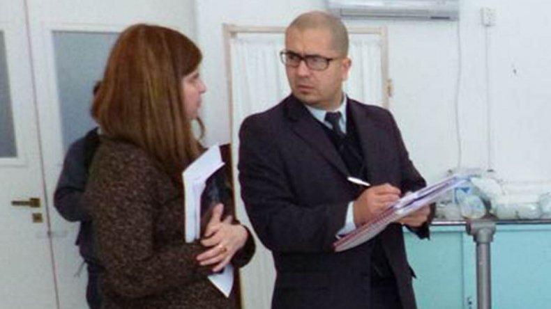 Martín Cosmaro viene desempeñándose junto a Camila Banfi en la agencia de delitos complejos de la Fiscalía.