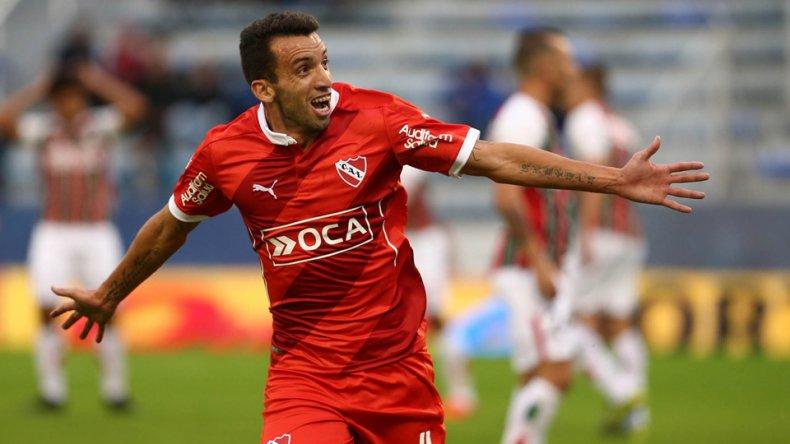 Independiente le ganó a Vélez y se prende a la pelea