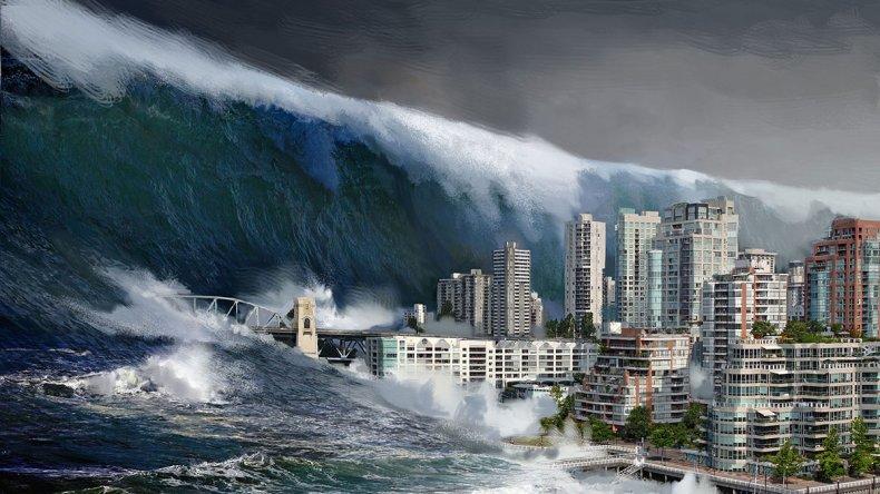 Expertos esperan un megaterremoto en el Pacífico