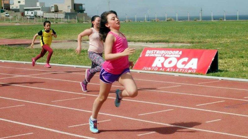 El atletismo homenajeará a Irma Pérez Casas