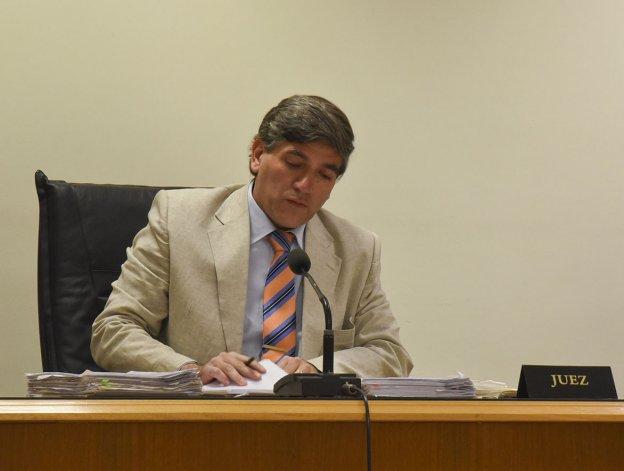 El juez Odorisio fue quien autorizó los arrestos domiciliarios que rápidamente violaron dos de los presos; uno de ellos cometiendo un robo a mano armada.
