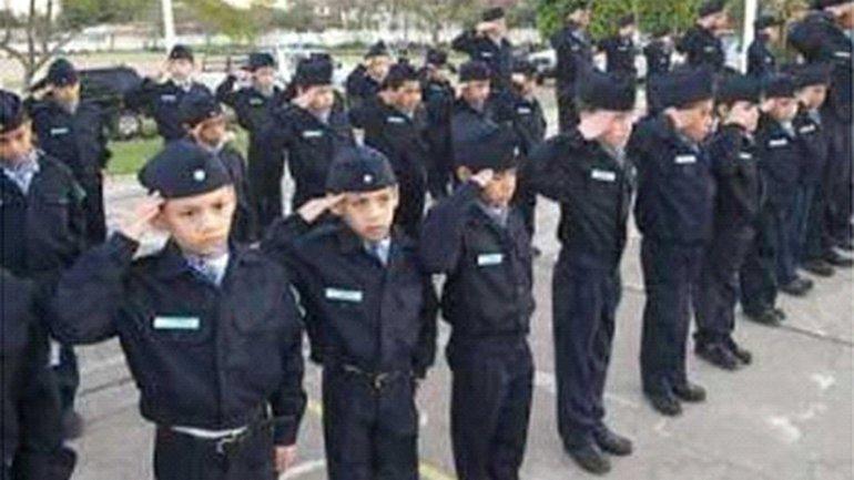 Catamarca recluta niños para crear una policía infantil