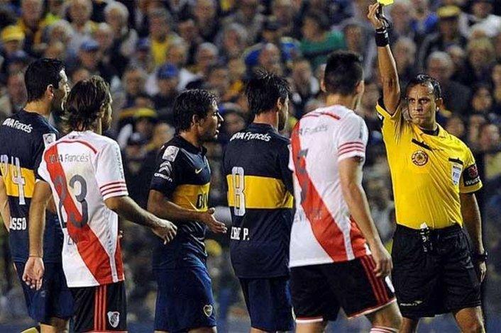 Herrera volverá a dirigir el Superclásico
