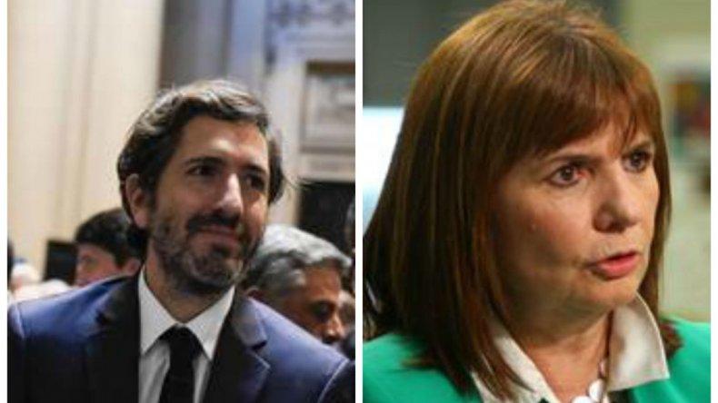 Casanello cuestionó a la ministro de Seguridad por la actuación de Prefectura en Costa Salguero.