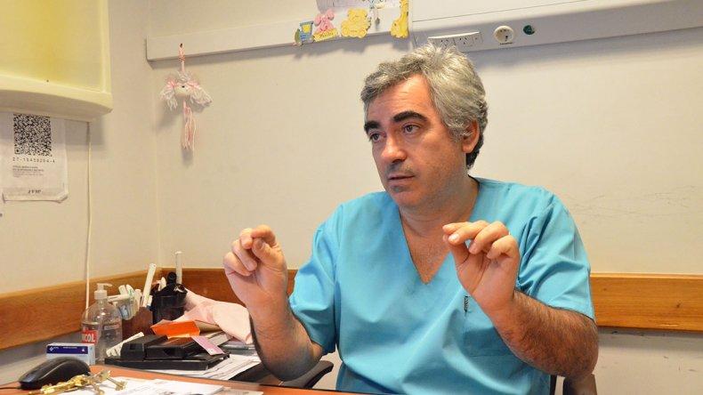 Fernando Migliora manifestó su satisfacción por el tratamiento médico exitoso que concluyó con el nacimiento de mellizos.