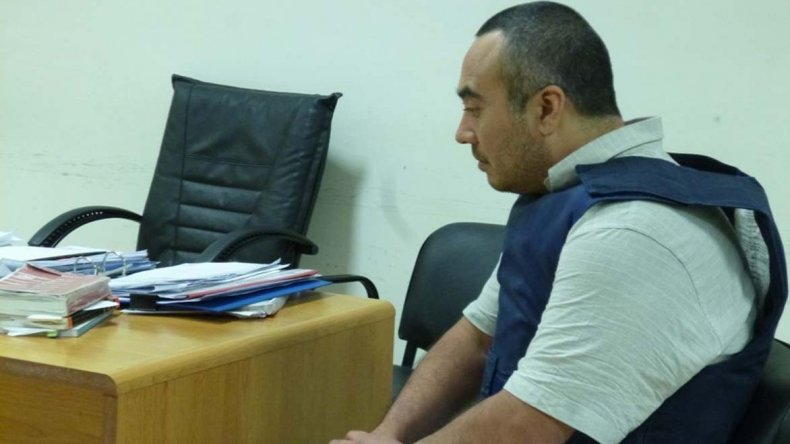 Por videoconferencia confirmaron el mantenimiento de la prisión preventiva del violador y asesino de la niña Yasmin Chacoma.