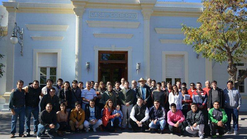 Los directores de Deportes de todo Chubut consensuaron planificaciones.