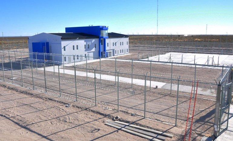 Jueces y fiscales dormirán en el nuevo Instituto Penitenciario del Chubut