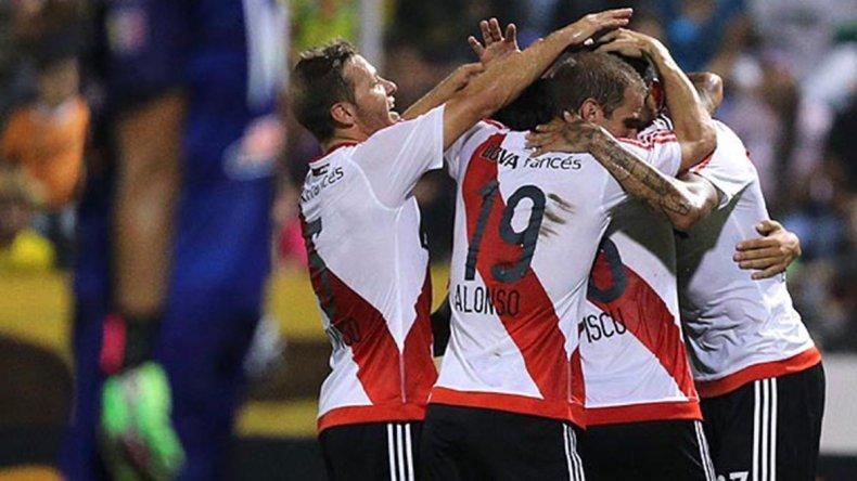 En su debut en la actual edición de la Libertadores