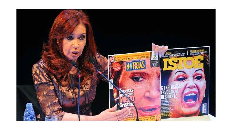 Cristina: está claro que el gobierno y Bonadio son una misma cosa