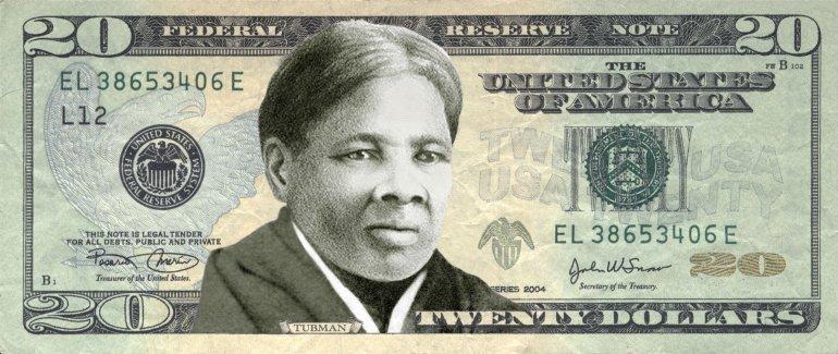 Por primera vez en EE.UU incluirán en un billete a una mujer