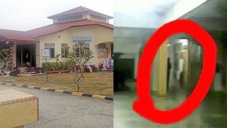 Cerraron un colegio durante tres días por la aparición de un fantasma