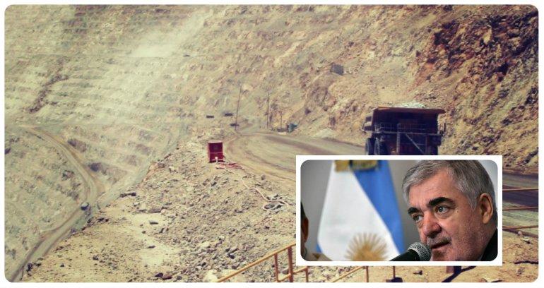Das Neves habló de la extracción de plata: nosotros tenemos otras prioridades