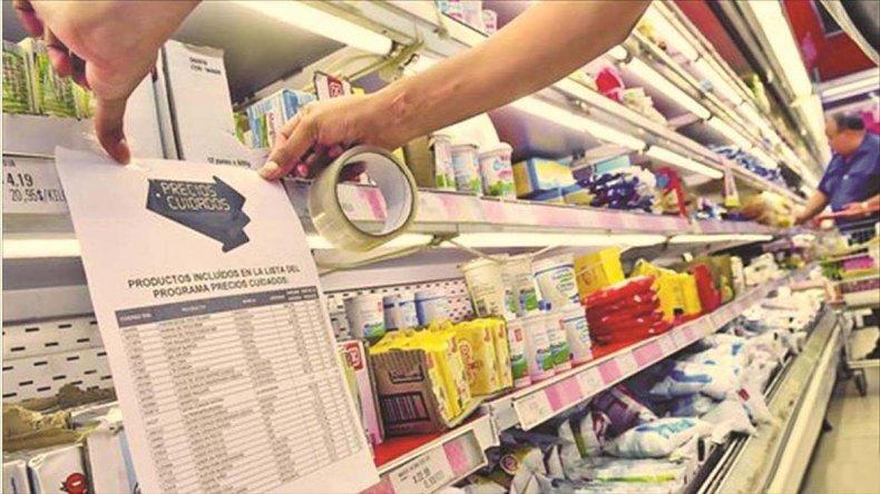 En mayo podrán comprarse nuevos productos a Precios Cuidados.