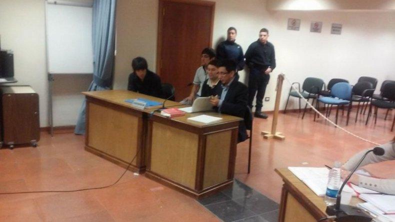 Sarmiento: ofrecieron un juicio abreviado con  penas efectivas para asaltantes de la escribana
