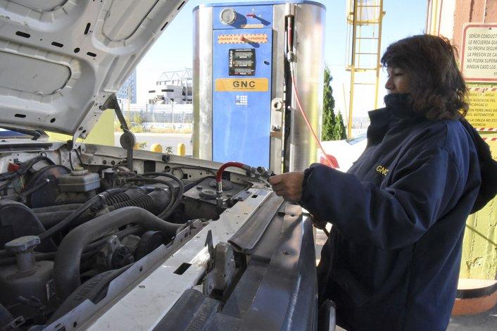 El precio del metro cúbico de GNC subió $1