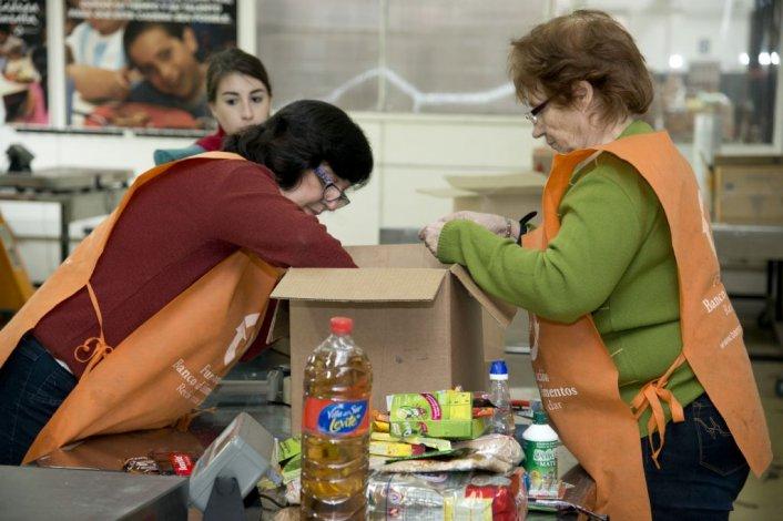 Antes de fin de año se pondría en funcionamiento el banco de alimentos