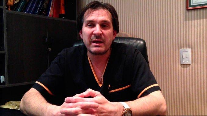 Aníbal Lotocki denuncia a Pamela Sosa de extorsionarlo