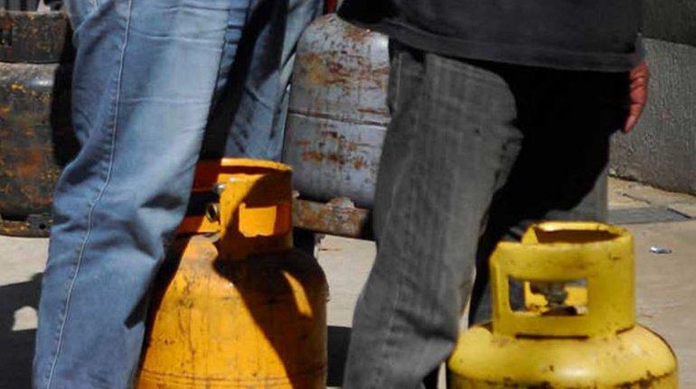 Nuevo aumento: la garrafa de gas ahora sale 120 pesos