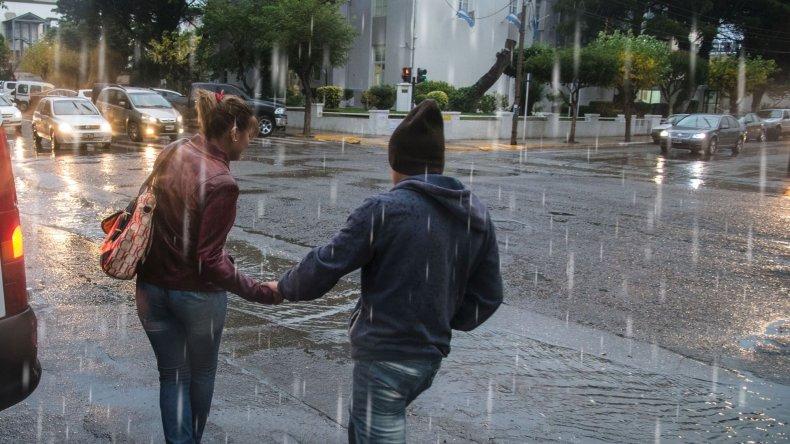 ¿Será un 25 de Mayo lluvioso?
