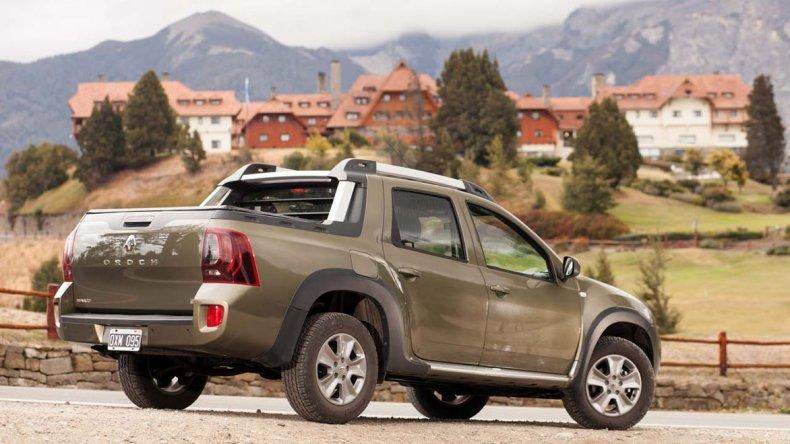 Llegó la Duster Oroch, la primera pick up de Renault
